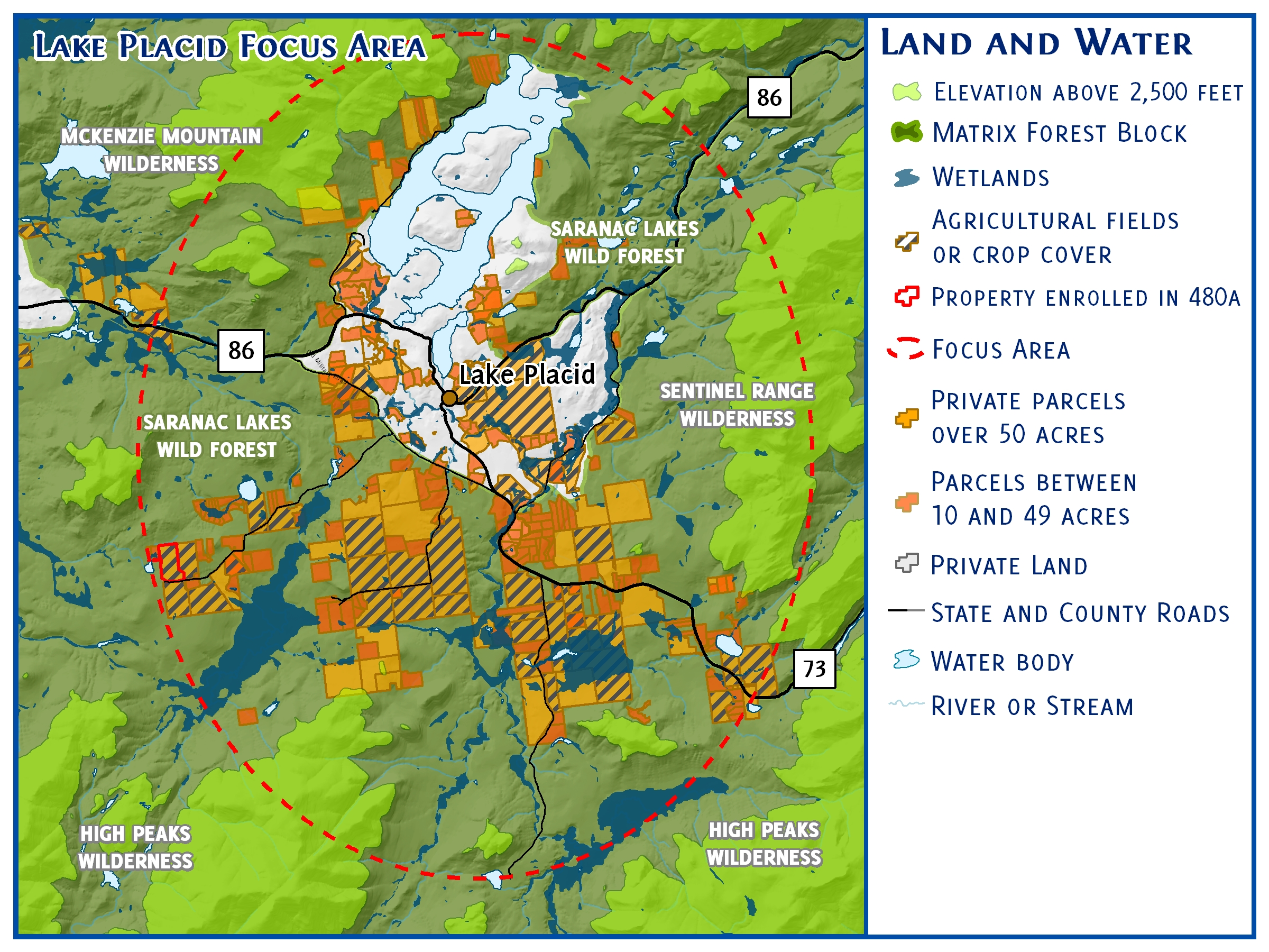 Lake Placid – Lake Placid Land Conservancy